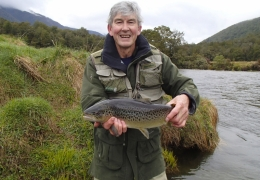 Success in the upper Grey for Niall Coster