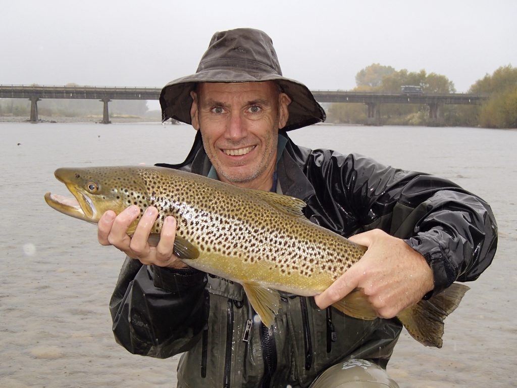 New trout fishing season starting october 1st for Trout fishing season