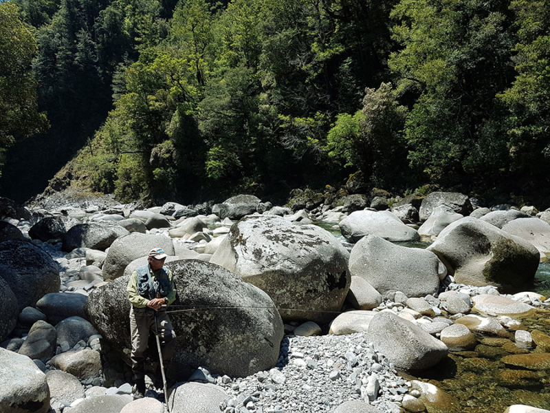 Wilderness Fly Fishing New Zealand