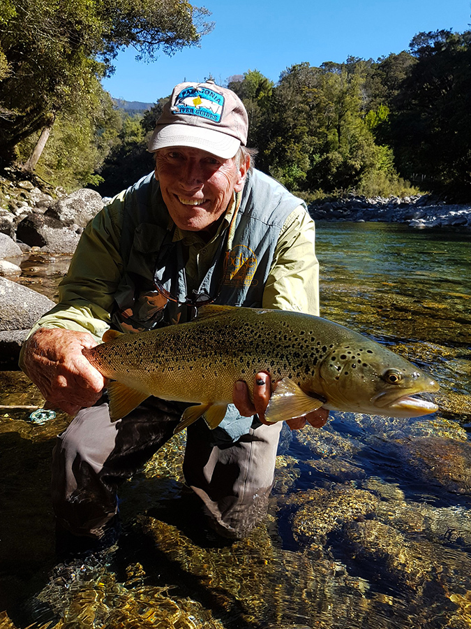 Wilderness Helicopter Fly Fishing New Zealand