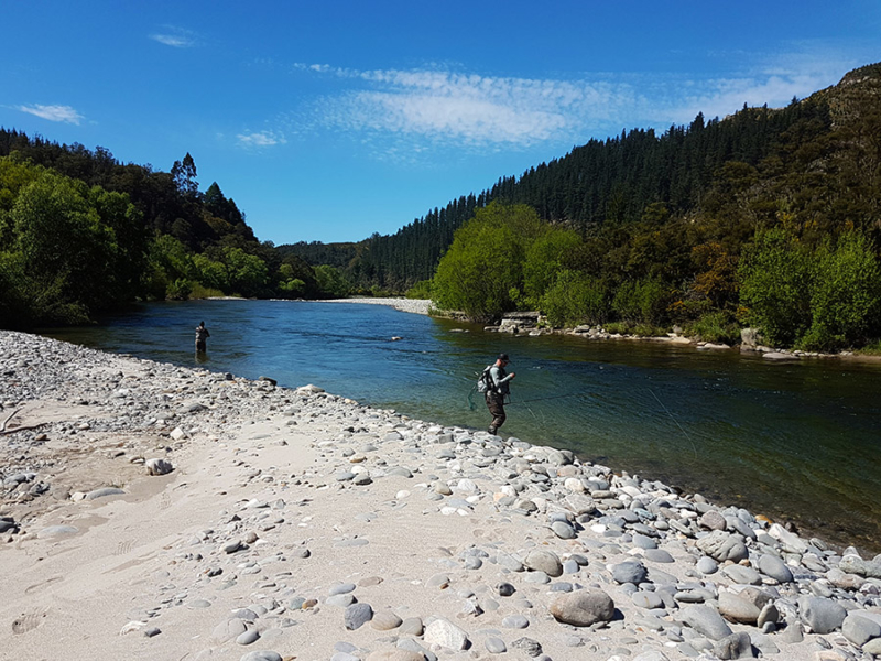 Nelson Fly Fishing New Zealand